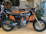 エイプ100/ホンダ 100cc 兵庫県 S motor cycle
