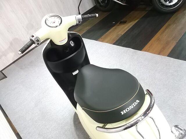 ジョルノ (4サイクル) 当店の中古車は全車1年間のロードサービス付き!