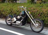 バルカン400/カワサキ 400cc 神奈川県 UNIVERSAL CUSTOM CHOPPERS