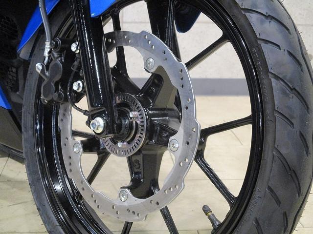 GSX-R125 GSX-R125 ABS 2018年新型