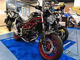 SV650/スズキ 650cc 静岡県 モトフィールドドッカーズ 静岡清水 【MFD静岡清水店】