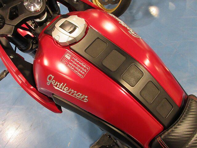 Gentleman Racer 200 静岡初!GPX正規取扱開始!カラーはお問い合わせ下さい!