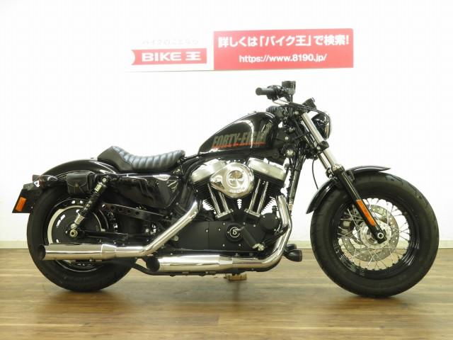 SPORTSTER FORTYEIGHT XL1200X フォーティエイト ワンオーナー S&Sエア…