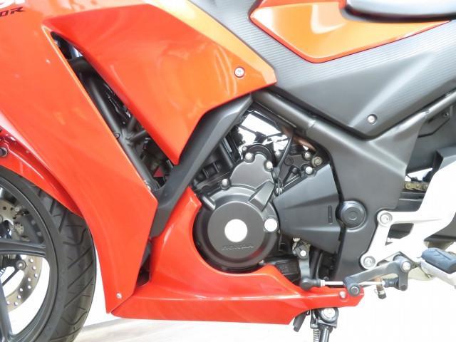 CBR250R (2011-) CBR250R ワンオーナー メンテナンスパック取り扱い開始しました…