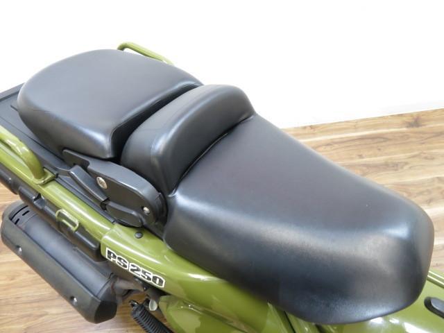 PS250 PS250 最終型 ノーマル 任意保険、盗難保険等、バイクライフのサポートも充実!お任せ…