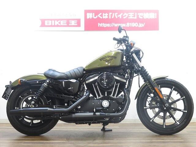 XL883 XL883N アイアン ワンオーナー車 ☆★サイドバッグ・ET… 1枚目:XL883N …