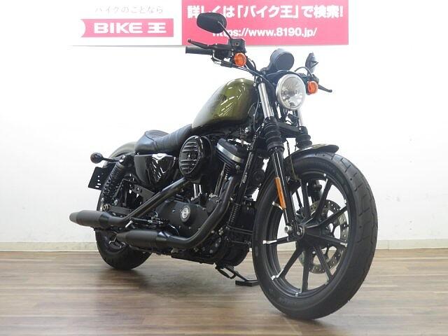 XL883 XL883N アイアン ワンオーナー車 ☆★サイドバッグ・ET… 2枚目:XL883N …