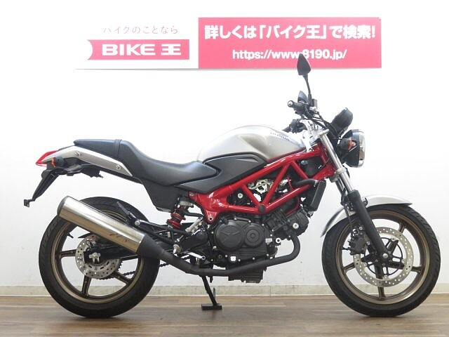 VTR250 VTR250 インジェクション ☆★ラジアルタイヤ仕様の後期型… 1枚目:VTR250…