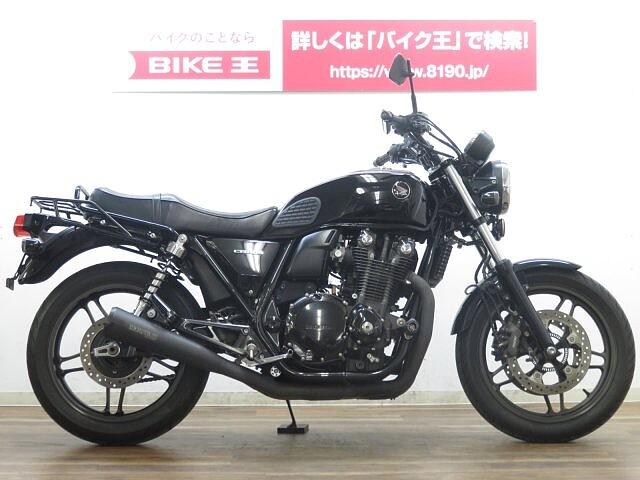 CB1100 CB1100 ABS ブラックスタイル ☆★モリワキフルエキ装… 1枚目:CB1100…