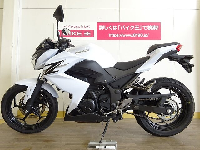 Z250 Z250 フルノーマル ☆★バッテリー・フロントタイヤ新品交換… 3枚目:Z250 フルノ…
