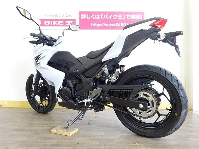 Z250 Z250 フルノーマル ☆★バッテリー・フロントタイヤ新品交換… 4枚目:Z250 フルノ…
