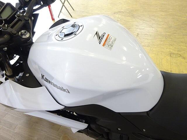Z250 Z250 フルノーマル ☆★バッテリー・フロントタイヤ新品交換… 9枚目:Z250 フルノ…