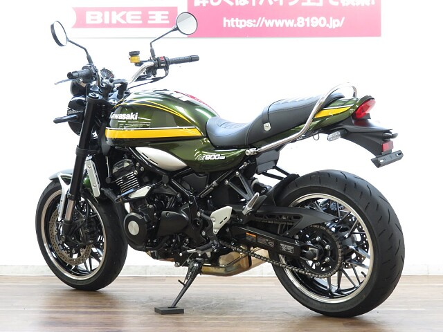 Z900RS Z900RS タンデムバー付き ☆★ワンオーナー・2020年モ… 4枚目:Z900RS…
