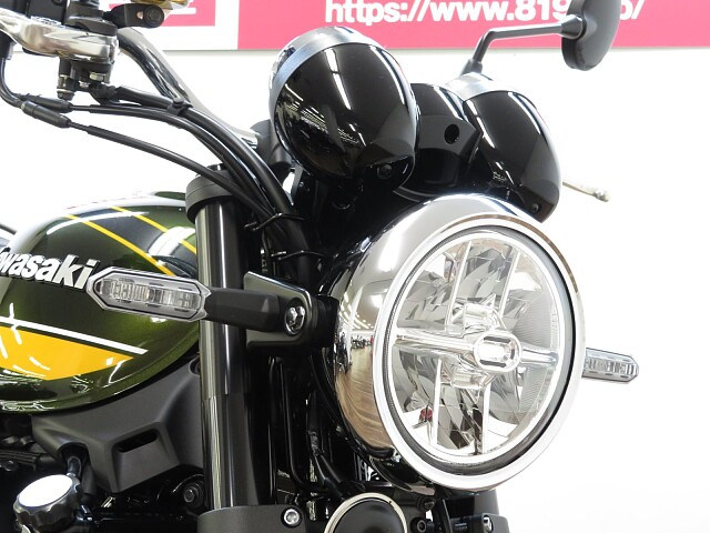 Z900RS Z900RS タンデムバー付き ☆★ワンオーナー・2020年モ… 5枚目:Z900RS…