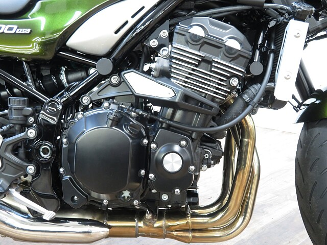 Z900RS Z900RS タンデムバー付き ☆★ワンオーナー・2020年モ… 7枚目:Z900RS…