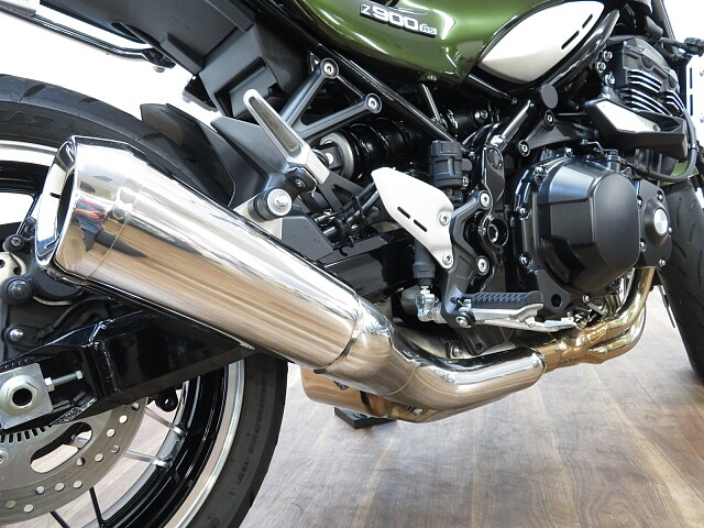 Z900RS Z900RS タンデムバー付き ☆★ワンオーナー・2020年モ… 9枚目:Z900RS…