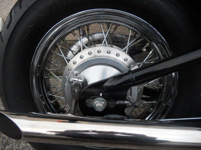スティード400 ピカピカのライトカスタムスティード キレーです。