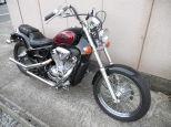 スティード400/ホンダ 400cc 千葉県 THREE STARS motor cycle