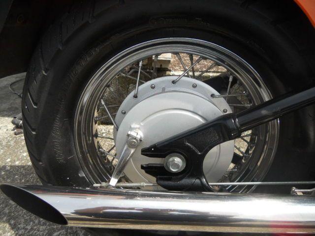ドラッグスター400 ライトカスタムのキレーなドラッグスター