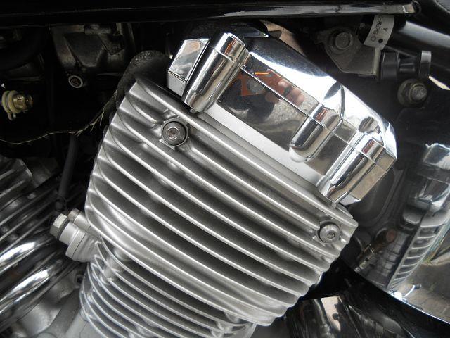 ドラッグスター400 キレーなカスタム車両です。