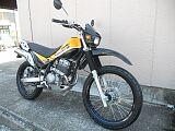 スーパーシェルパ/カワサキ 250cc 千葉県 THREE STARS motor cycle