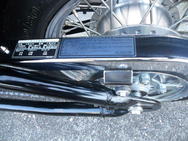スティード400 なんとビックリ991kmとてもキレーです。
