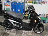 シグナスX SR/ヤマハ 125cc 東京都 Recycle Garage TAKE ONE 練馬店