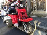 ジャイロX/ホンダ 50cc 東京都 インフォマックス 三輪舎