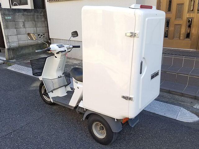 ジャイロUP マジカルレーシング製スーパーデリボックス付き!