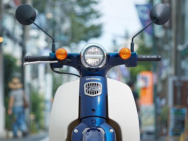 スーパーカブ110 熊本生産!