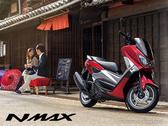 NMAX 店頭在庫レッドのみの特別価格!