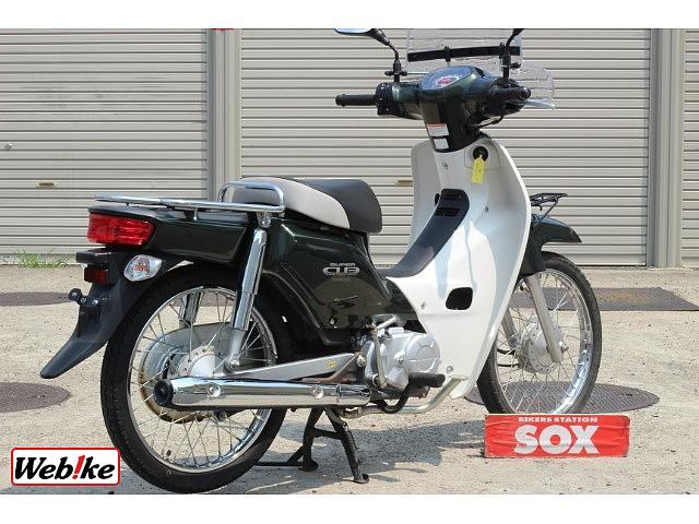 スーパーカブ50 2枚目