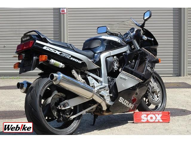 GSX-R1100 2枚目