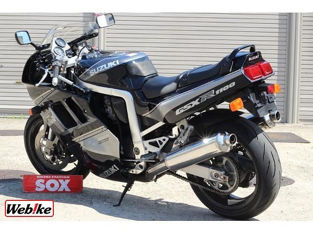 GSX-R1100 5枚目