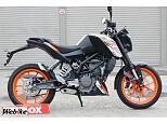 125DUKE/KTM 125cc 奈良県 バイカーズステーションソックス奈良店