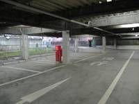 共同駐車場完備!