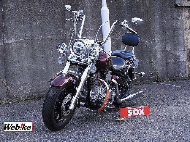 XV1600 ロードスター 4枚目
