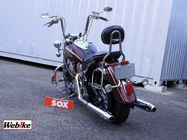 XV1600 ロードスター 5枚目