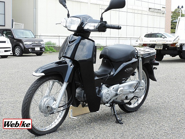 スーパーカブ110 4枚目