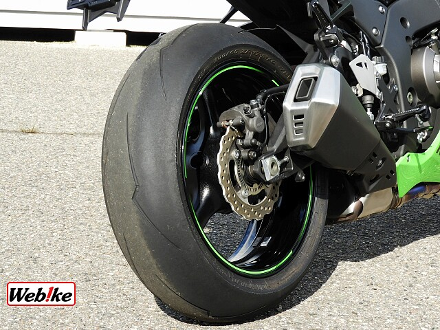 ZX-10R ABS 5枚目ABS