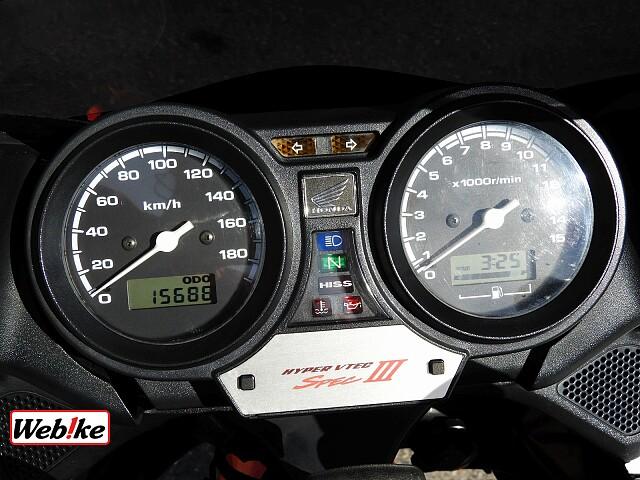 CB400スーパーボルドール VTEC Revo ノーマル車 4枚目VTEC Revo ノーマル車
