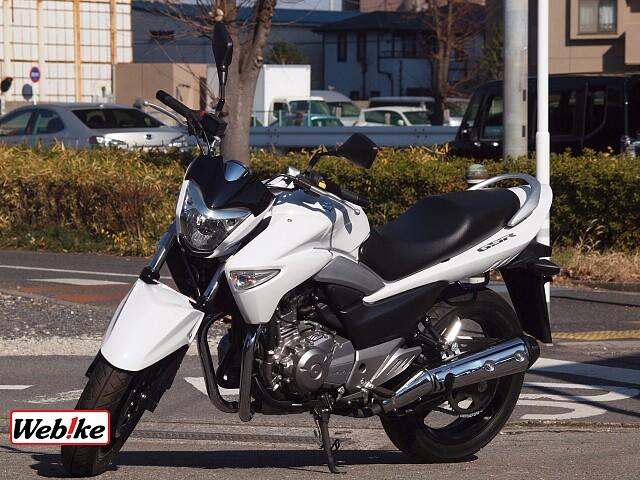 GSR250 4枚目