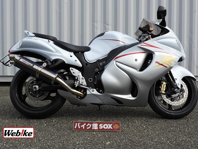 GSX1300R ハヤブサ(隼) 2014年モデル 1枚目:2014年モデル