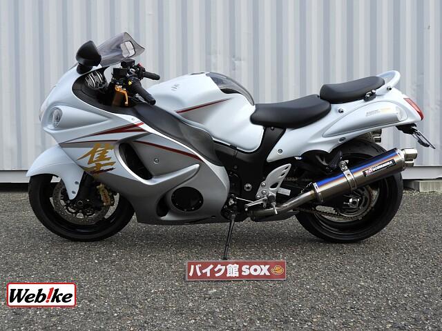 GSX1300R ハヤブサ(隼) 2014年モデル 3枚目:2014年モデル