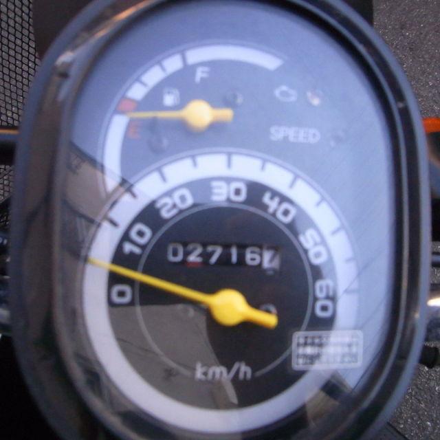 トゥデイ F 低走行車2000km