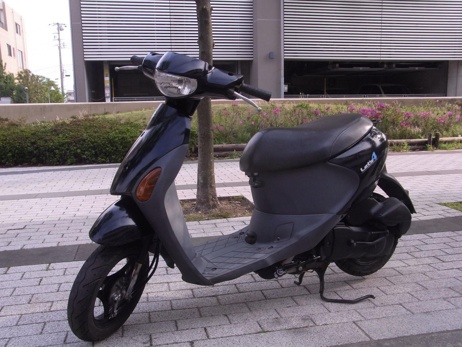 格安原付スクーター現状販売¥35000〜