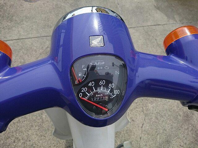 スーパーカブ110 日本生産丸眼の人気JA07です。