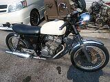 GB250クラブマン/ホンダ 250cc 滋賀県 ガレージ アンリミテッド
