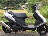 アドレスV125/スズキ 125cc 京都府 USED BIKE FALLS(ユーズド バイク フォールズ)