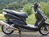 シグナス125X/ヤマハ 125cc 京都府 USED BIKE FALLS(ユーズド バイク フォールズ)
